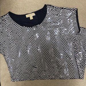 Michael Kors Sequenced Shift Dress